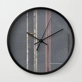 Mesh 02 Wall Clock
