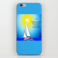 destiny iPhone & iPod Skins featuring Destiny by Artisimo