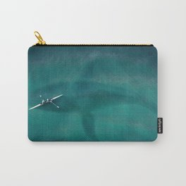 Great Danger Underneath Carry-All Pouch