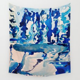 Our Ice Is Melting Wall Tapestry