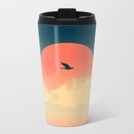 Lonesome Traveler Metal Travel Mug