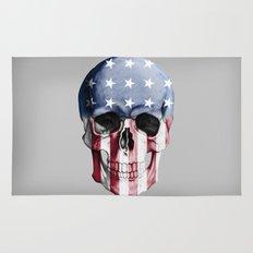 American Skull Rug