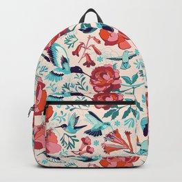 Hummingbird summerdance Backpack