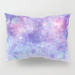 Purple Galaxy - Psychedelic Summer Series by iDeal Pillow Sham