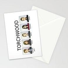TORCHWOOD Stationery Cards