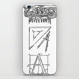 Architect's Tool Kit iPhone Skin