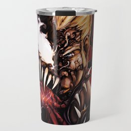 """Symbiote Hug"" Travel Mug"