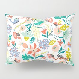 Gracie's Garden Pillow Sham