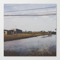 vietnam Canvas Prints featuring vietnam by Sean Flanigan