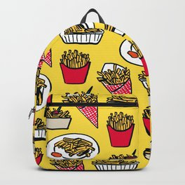 My French Fries Diet Backpack