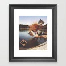 Equinox Framed Art Print