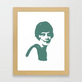 Maxine Framed Art Print