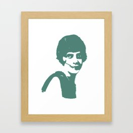 Maxine Framed Art Print
