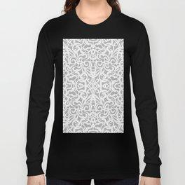 Floral Abstract Damasks G17 Long Sleeve T-shirt