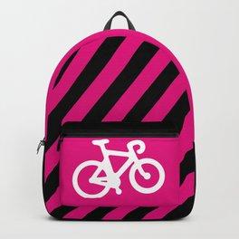 Pink Bike Backpack