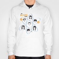 big bang theory Hoodies featuring The Big Bang Theory by ilusland .:. marcelo BAdARI