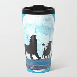 The Lion King Stencil Travel Mug