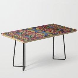 Cloisonne Color Joy Coffee Table