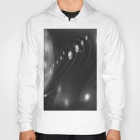solar system Hoodies featuring the solar system. by GalaxyDreams