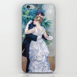Auguste Renoir - City Dance iPhone Skin
