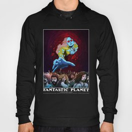 FANTASTIC PLANET  - THE HAND OF TERROR Hoody