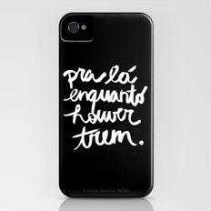 Trem Slim Case iPhone (4, 4s)