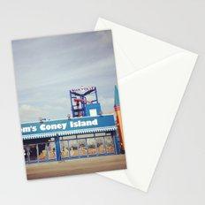 Tom's Coney Island Stationery Cards