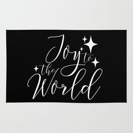 Joy to the World Rug