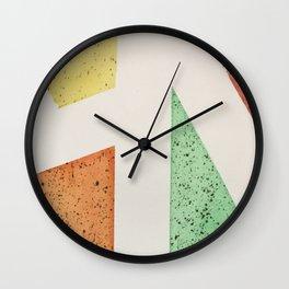 Piet Pollock Wall Clock