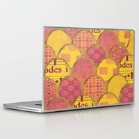 scales Laptop & iPad Skins featuring Scales by Sweet Colors Gallery