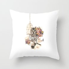 Oh my OWL! Throw Pillow