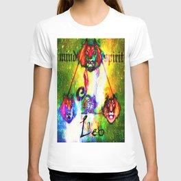 Astrology Leo Sign T-shirt