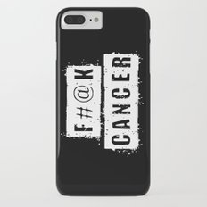 F@#K Cancer iPhone 7 Plus Slim Case