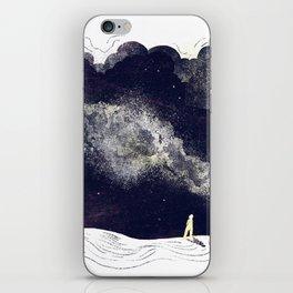 Dreaming of Tomorrow iPhone Skin