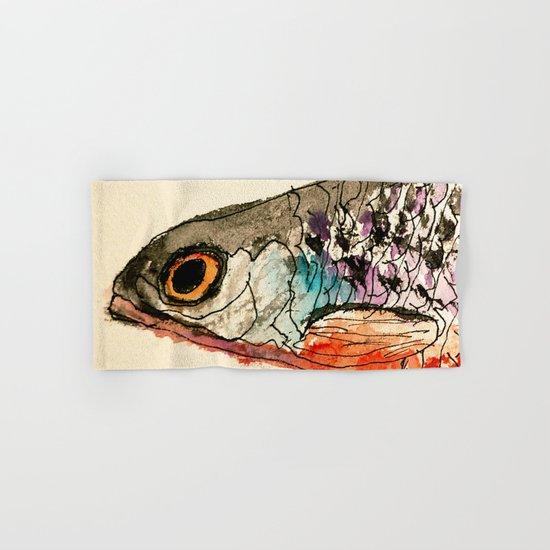 Fish III Hand & Bath Towel
