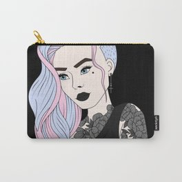 Punk Princess Carry-All Pouch