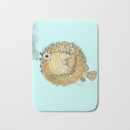 Blowfish Bath Mat