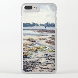 Perderie, Ile Tudy, Bretagne Clear iPhone Case
