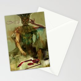 Tarot: The Magician Stationery Cards