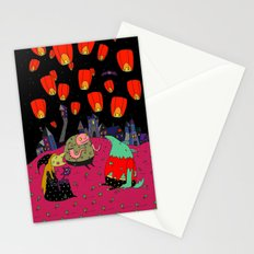 Lantern Fest Stationery Cards