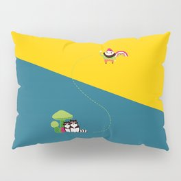 The Angry Gnome Pillow Sham