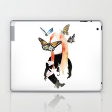 She is sensitive, but strong Laptop & iPad Skin