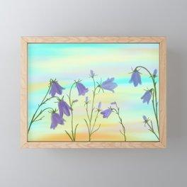 Bluebells Framed Mini Art Print