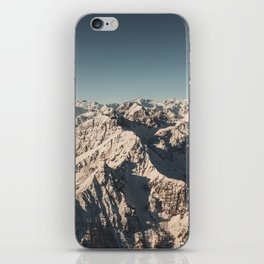 Lord Snow - Landscape Photography iPhone Skin
