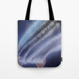 16 bits style Star Mantle Tote Bag