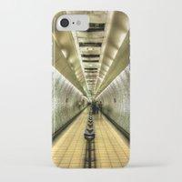 velvet underground iPhone & iPod Cases featuring Underground by Svetlana Sewell