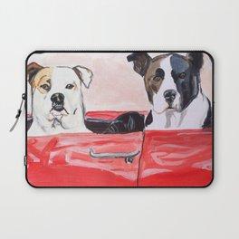 Your Dogs Mug Laptop Sleeve