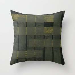 Understructure 2 Throw Pillow