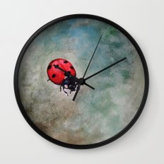 Choosing my own adventure Wall Clock