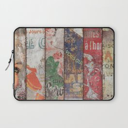 Vintage Posters Collection Laptop Sleeve